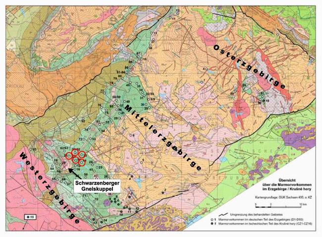 Bergbau Erzgebirge Karte.Historisches Zum Kalkbergbau Bei Schwarzenberg