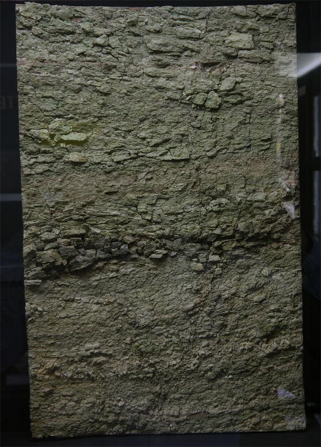 metamorphes gestein und salzsäure