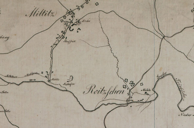Historisches Zum Kalkbergbau Im Nossen Wilsdruffer Schiefergebirge